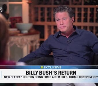 Billy Bush interview with Gayle King