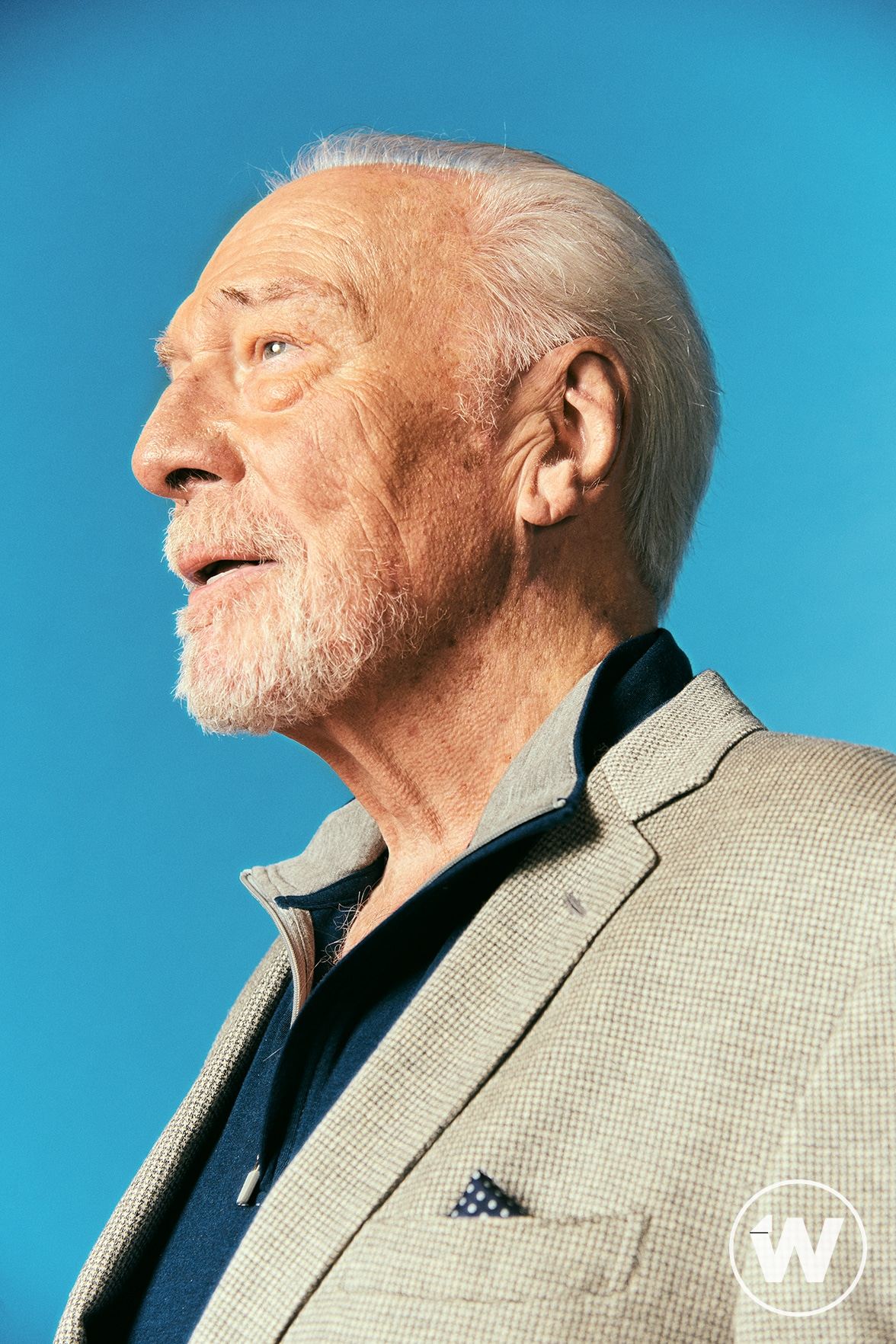 Christopher Plummer, Knives Out