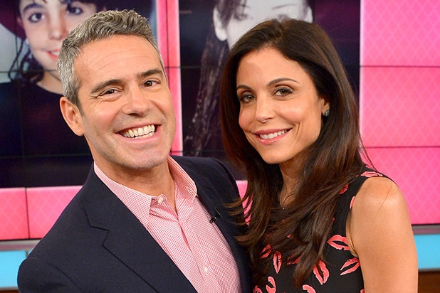 Andy Cohen Hopes Bethenny Frankel Will Be Back on 'RHONY': 'Much Like the Mob, You Can't Get Out'