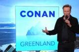 Conan OBrien Greenland Trump Politics