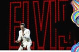 "Elvis Presley in the 1968 ""Comeback"" special"