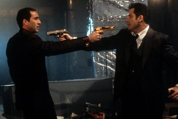 Face/Off John Travolta Nicolas Cage
