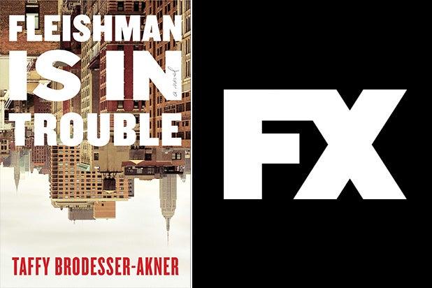 Fleishman is in trouble FX