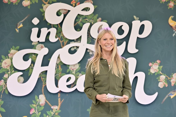 Gwyneth Paltrow at the 2019 In Goop Health Summit