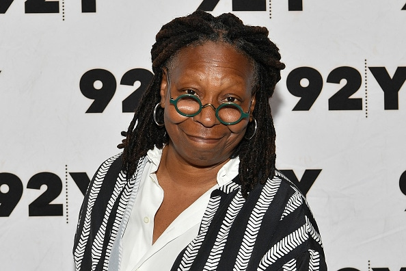 Whoopi Goldberg Calls Out Debra Messing for Seeking List of Hollywood Trump Supporters: 'Not a Good Idea'