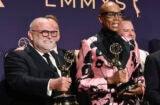 RuPaul Emmys Backstage