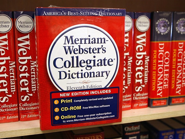 'Deep State,' 'Bechdel Test' Among 500 New Words Added to Merriam-Webster Dictionary