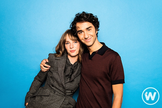 Maya Hawke and Alex Wolff, Human Capital