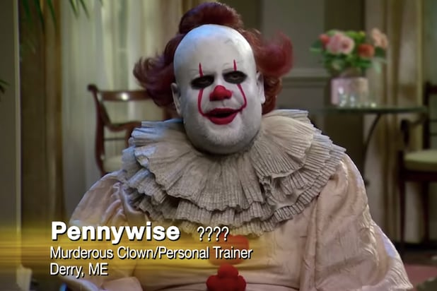 James Corden S Pennywise Is Actually A Surprisingly Good