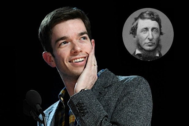 John Mulaney Henry David Thoreau Dickinson