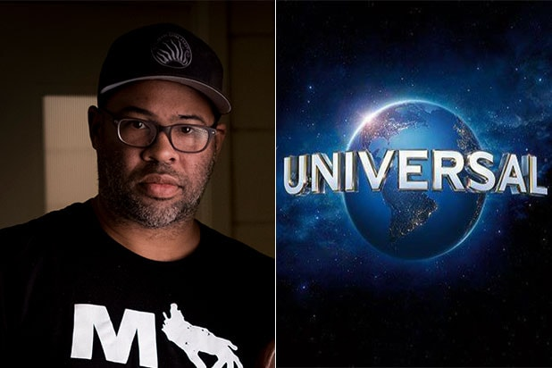 Jordan Peele Universal