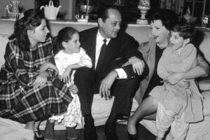 Mickey Deans Judy Garland Liza Minnelli Lorna Luft Sid Luft Joe Luft