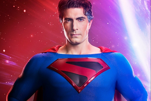 'Crisis on Infinite Earths': Superman Meets Superman in Set Photo From CW Crossover