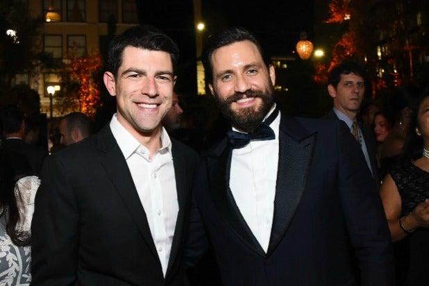 Max Greenfield Edgar Ramirez FX Emmys Party 2018