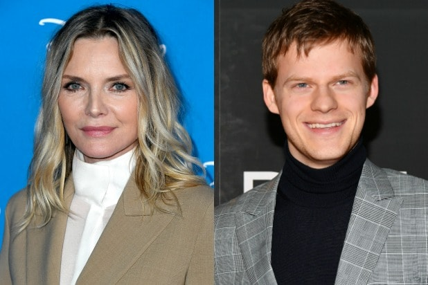 Michelle Pfeiffer Lucas Hedges