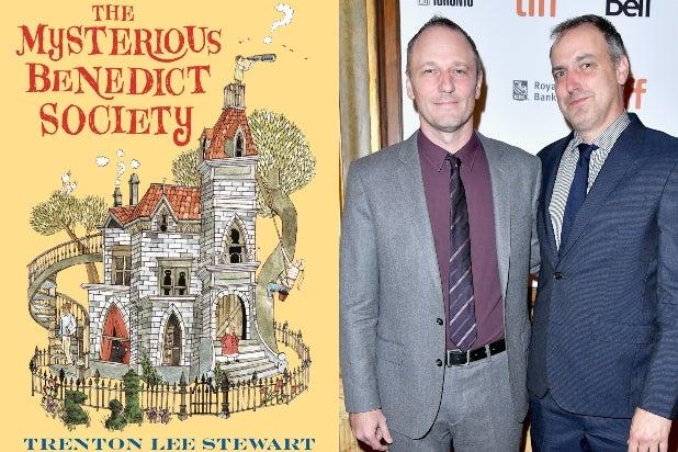 The Mysterious Benedict Society, Phil Hay, Matt Manfredi