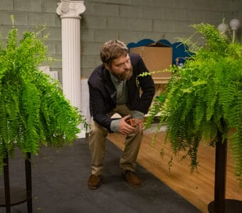 BETWEEN TWO FERNS: The Movie Zach Galifianakis