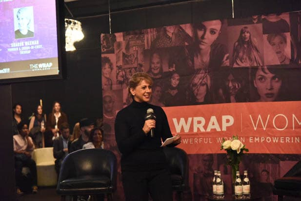 Sharon Waxman at Power Women Toronto