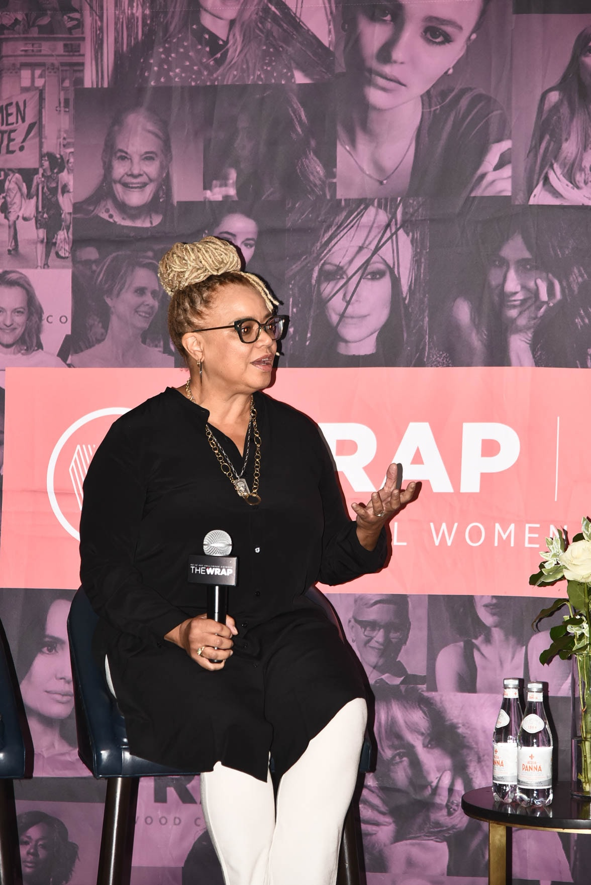 Kasi Lemmons at Power Women Toronto