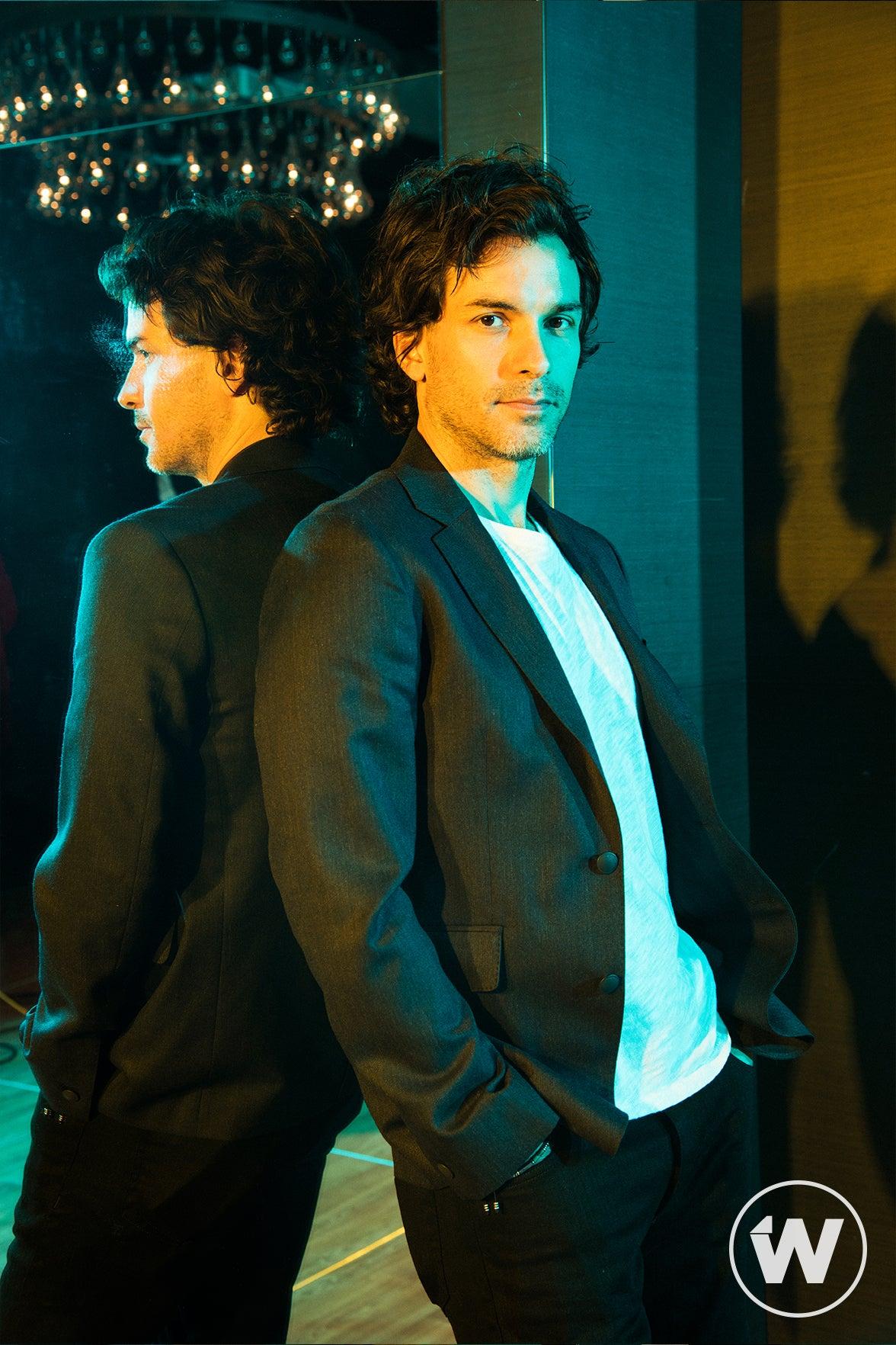 Santiago Cabrera, Ema
