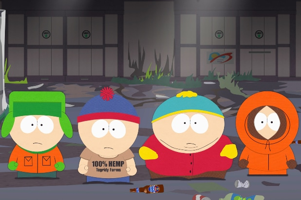 'South Park' Renewed for 3 More Years by Comedy Central Through Season 26