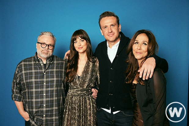Matthew Teague, Dakota Johnson, Jason Segel, and Gabriela Cowperthwaite, The Friend