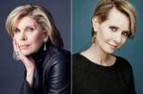 The Gilded Age Christine Baranski Cynthia Nixon