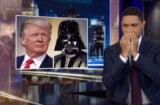 Trevor Noah Donald Trump Darth Vader