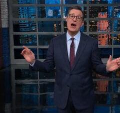 Trump Colbert Cruella Sarah McLachlan