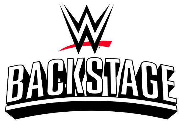 WWE Backstage logo