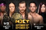 WWE NXT to USA