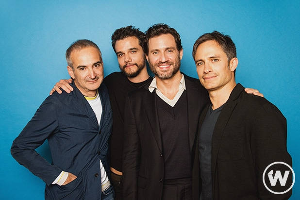 Wasp Network Cast and Director Olivier Assayas