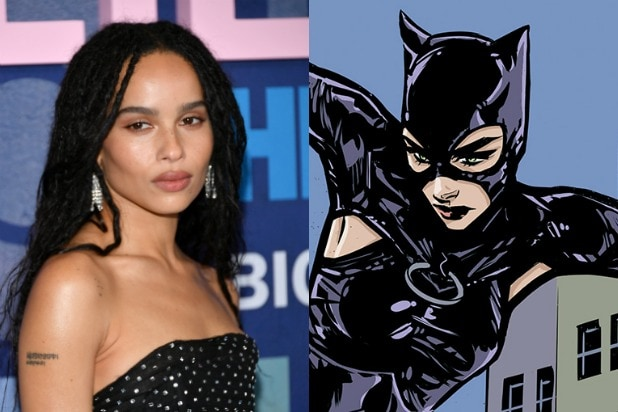 Zoe Kravitz Cast as Catwoman in Matt Reeves' 'The Batman'