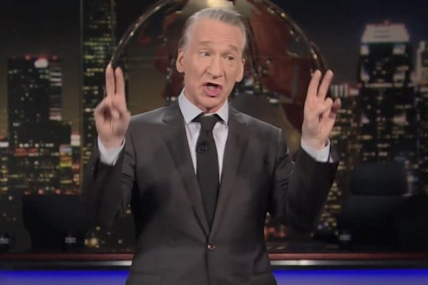 Bill Maher Offers Up New Definition of 'Trump Derangement Syndrome'