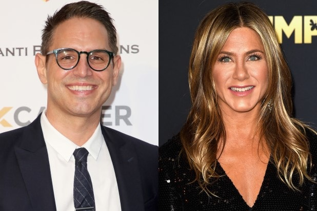 Greg Berlanti Jennifer Aniston