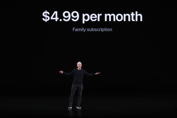 How the Price of Apple TV+ Compares to Netflix, HBO Now and