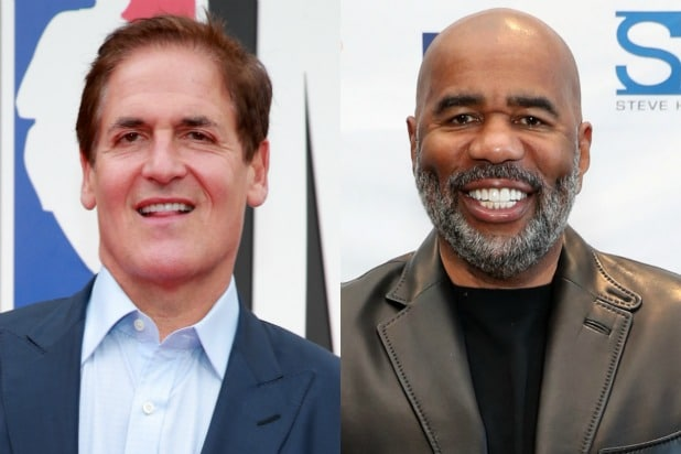 mark cuban steve harvey