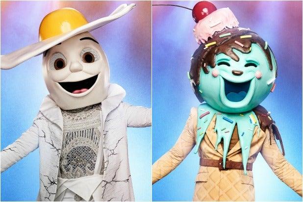 Masked Singer Season 2 Premiere Reveals 2 Celebrity Masked