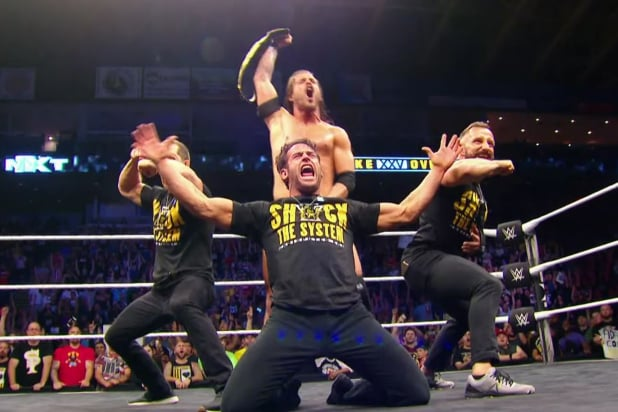 WWE's 'NXT' Pins Down 1.2 Million Viewers in USA Network Debut – 2 Weeks Before Time Slot Showdown With AEW