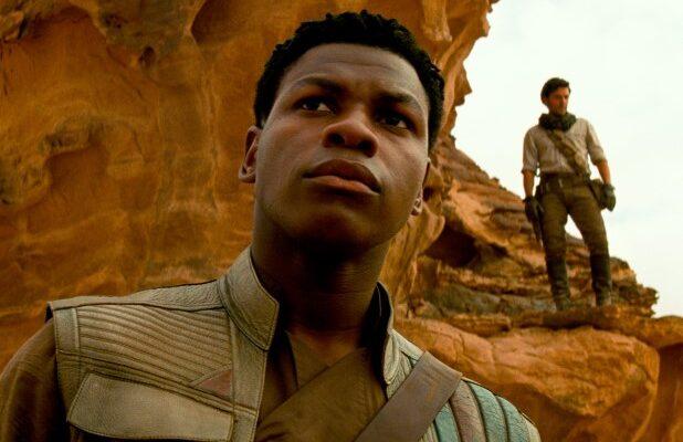 Star Wars: The Rise of Skywalker John Boyega