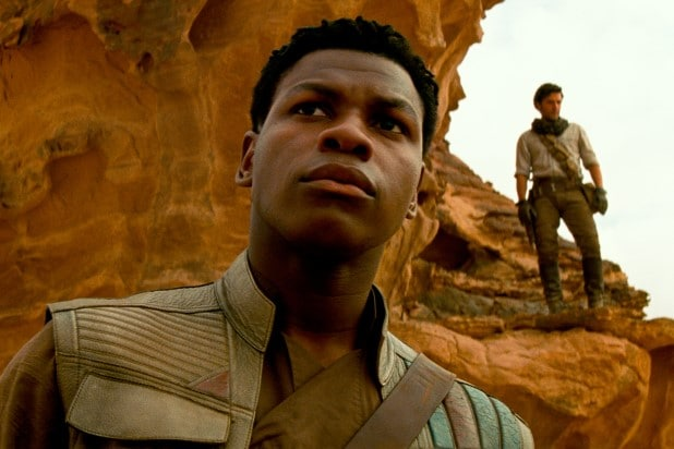 Star Wars: The Rise of Skywalker John Boyega
