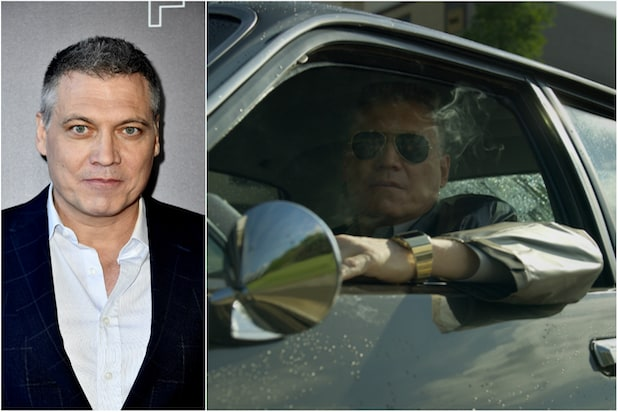 Why 'Mindhunter' Star Holt McCallany Thinks Bill Tench Is a
