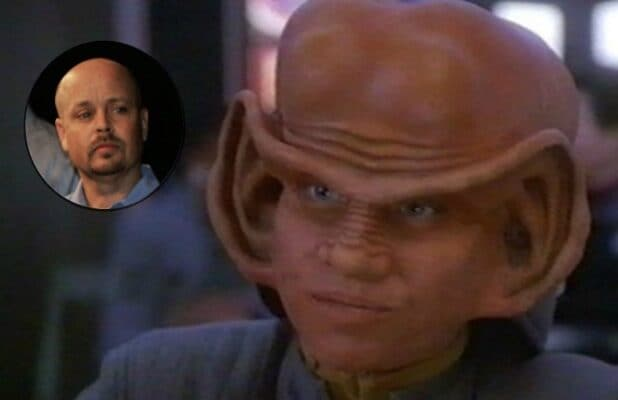 Aron Eisenberg Star Trek Deep Space Nine Nog