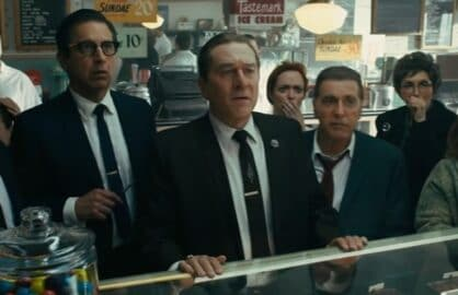 Netflix S Limited The Irishman Release Is A Disgrace Head Of Movie Theater Group Says