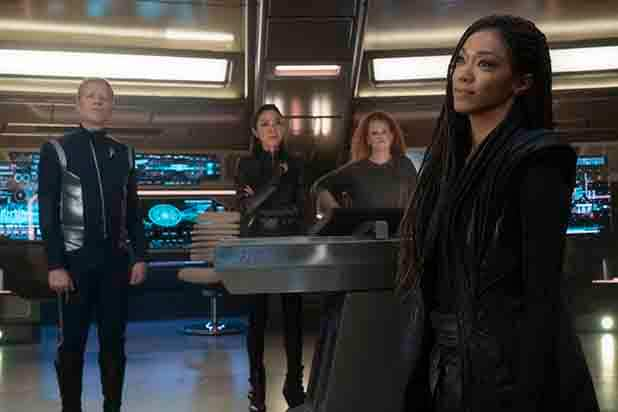 'Star Trek: Discovery': CBS All Access Shares First Trailer for Season 3 (Video)