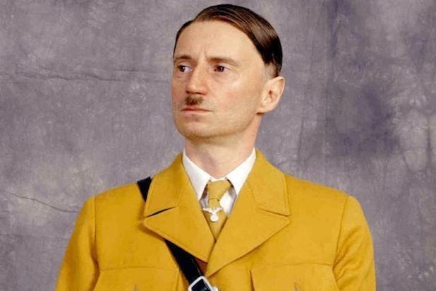 Robert Carlyle Hitler The Rise of Evil