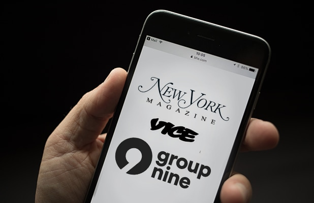 digital media mergers Vox Vice Group Nine