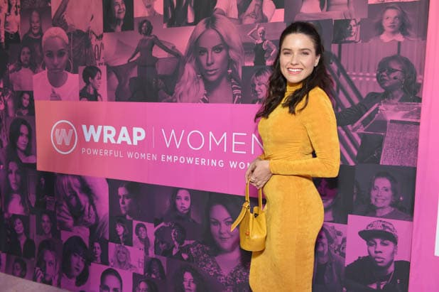 Sophia Bush at the Power Women Summit 2019