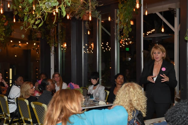 Power Women Summit 2019 speakers dinner