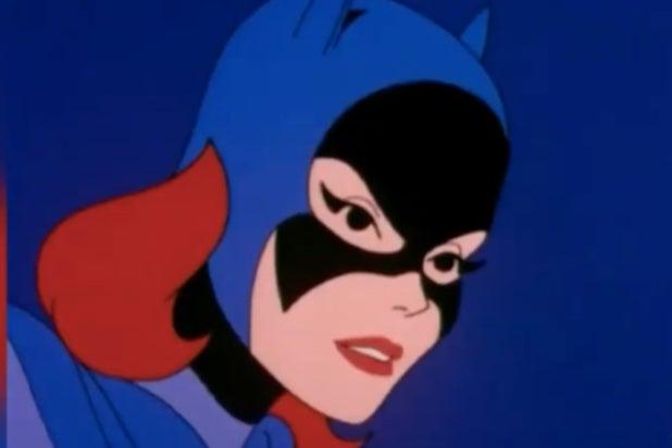 Batgirl - The Adventures of Batman
